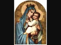 'Ave Maria, gratia plena' - Anon. Gregorian Chant.wmv