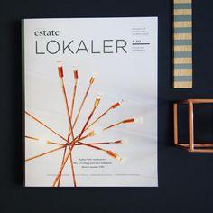 Vi har redesignet LOKALER. Digital, Cover, Design, Blanket, Design Comics