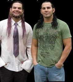 Matt and Jeff Hardy love them!! Hardy Boys!!!
