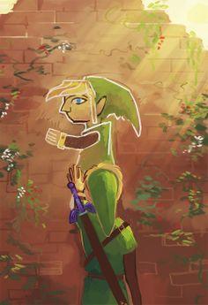The Legend of Zelda 109 (A Link Between Worlds)