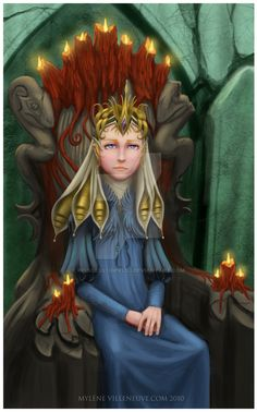 Fantasia s Empress by PrincessTigerLili