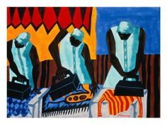 Jacob Lawrence Ironers