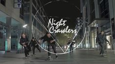 Nearly empty streets, lonely shopping arcades and our beautiful silent old Downtown, perfect conditions to skate at night. These 5 Guys are showing what skateboarding is all about. Its friendship, fun and the feeling to use a complete empty area of a City. This is Skateboarding These are the Nightcrawlers  actors in Order of apperance: Enrico Puls Tom Kleinschmidt Bang Nguyen Christian Döbrich Erik Gross Cornelius Rabe  Marius Günther  It was Shot on 9 Nights from April to Sep...