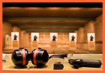 Gun Range Houston TX/Spring TX Indoor Shooting Range. Allows rifles...SWEET!