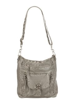 Contrast Pocket Crossbody Bag available at #Maurices