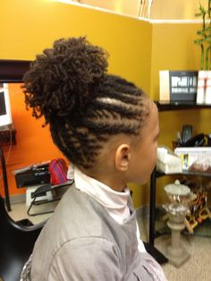258 best hairstyles for sisterlocks images in 2020