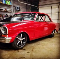 Street Outlaws' Daddy Dave Making The Switch To A Chevy II
