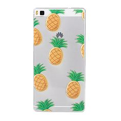 ananas patroon TPU zachte hoes voor Huawei Ascend p8 – EUR € 3.91