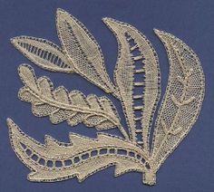 Honiton bobbin lace720b