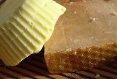 Jabón de miel. Tutorial en frío y encaliente