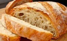 Receita de pão italiano