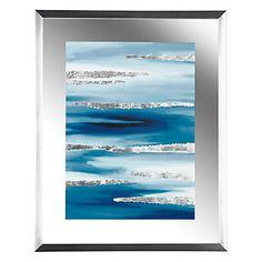 Moody Blues 1   Framed Art   Art by Type   Art   Z Gallerie