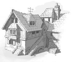 http://fc06.deviantart.net/fs70/f/2010/225/c/4/medieval_house_concept_by_cuculus.jpg