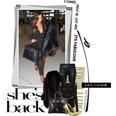 Get the Look: Celebrity Airport Style