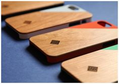 CLIC Wooden Case - Fabien Nauroy
