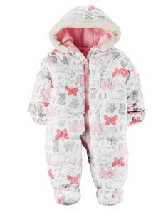 Baby & Toddler Clothing Girls' Clothing (newborn-5t) Temperate Carters Girl 2 Piece Winter Warm Pajama Pjs Fleece Cotton Puppy Cat Sz 5 Attractive And Durable