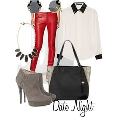 """Date Night!"" by drupti-glowinkowski on Polyvore"
