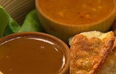 Molho picante de laranja: veja a receita do chef Chuck Hughes - Receitas - GNT