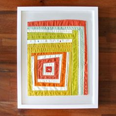 Sew Mojo #2 Mini Quilt Pattern (Download) - Suzy Quilts