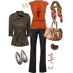 """Fall is in the air..."" by sapple324 on Polyvore"