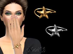 NataliS_Sea Star Bracelet
