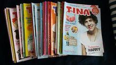 Tijdschrift Tina 2013