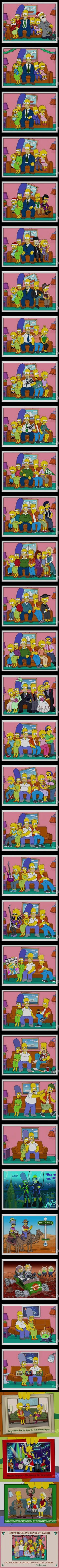 What The Simpsons Would Look Like If They Actually Grew Up