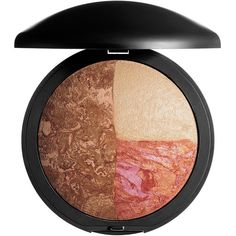Laura Geller New York Laura Geller Baked Color & Contour, Sunset Glow... ($45) ❤ liked on Polyvore featuring beauty products, makeup, cheek makeup, palette makeup and highlight makeup