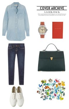"""""""Untitled #634"""" by vero199638 on Polyvore featuring Madewell, Marni, Smythson and Dot & Bo"""
