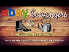 eBay Scavengers Episode 102: What's Happening In Your eBay Store This Week?