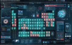 Prologue - Main Titles & Special Sequences - Iron Man 2 : Interface Design