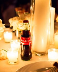 Place Cokes!