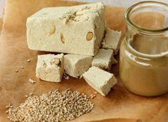 Συνταγή: Χαλβάς Πολίτικος με μέλι Cyprus Food, Apple Cider, Feta, Health And Beauty, Dairy, Cheese, Cooking, Desserts, Mother Nature