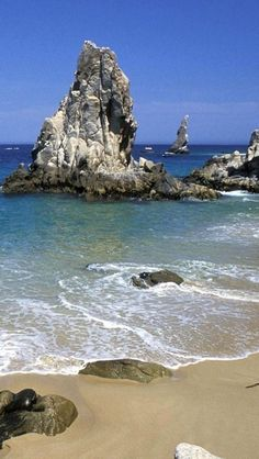 Baja California Sur, Mexico... a favorite for some very special reasons