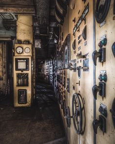 """445 Likes, 15 Comments - Lost Collective (@lostc0llective) on Instagram: """"Control Room 
