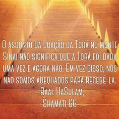 """""""#bibliasagrada #bibliaonline #bíblia #shamati #shabatshalom #torá #ravashlag…"""