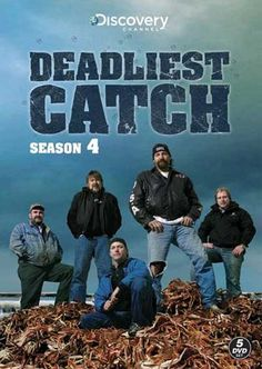Deadliest Catch-I love this show. Don't judge me! Alaska, Deadliest Catch, Tv Show Music, Discovery Channel, Me Tv, Reality Tv, Season 4, Movies And Tv Shows, Favorite Tv Shows