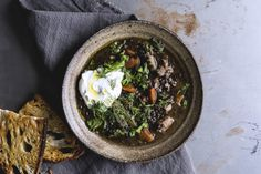 The One-Pot Lentil Soup That's Perfect for the First Chilly Days of Spring photo