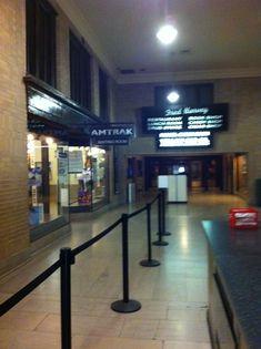 tips for traveling on Amtrak