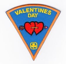 """Girl Guide Canada VALENTINES DAY """"Pie"""""""