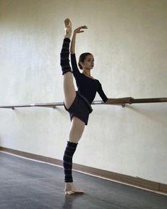 """ Bolshoi Ballet Academy of Russia student Stanislava Postnova """