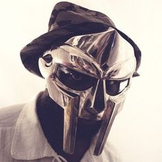 One who is well skilled in destruction as well as building #MFDOOM #DUMILE #METALFACE #ALLCAPS