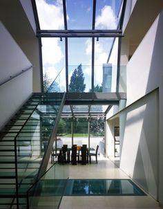 All #glass-stair