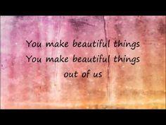 Beautiful Things by Gungor with Lyrics (+playlist)