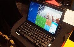 Galaxy Note Pro Gets Logitech Keyboard Case