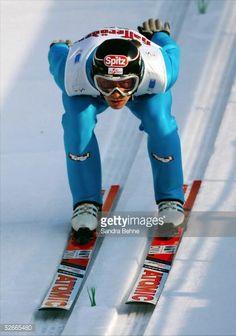 WM 2005 Oberstdorf 240205 Skispringen/Grossschanze/Qualifikation Andreas WIDHOELZL/AUT