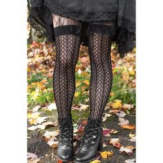 Cotton Crochet Lover Over the Knee ($16) ❤ liked on Polyvore featuring intimates, hosiery, socks, overknee socks, over knee socks, cotton hosiery, crochet over the knee socks and over the knee hosiery