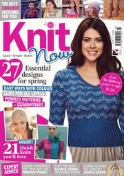 Knit Now 37 2014