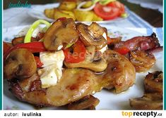 No Salt Recipes, Chicken Recipes, Czech Recipes, Ethnic Recipes, Kung Pao Chicken, Poultry, Baked Potato, Recipies, Food And Drink
