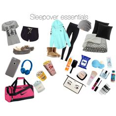 Sleepover essentials(camping hacks for teens) teen sleepover, sleepover par Teen Sleepover, Fun Sleepover Ideas, Sleepover Activities, Sleepover Party, Slumber Parties, Camping Activities, Travel Bag Essentials, Camping Essentials, Packing Tips For Travel
